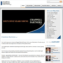 Chappell Partners LLP.
