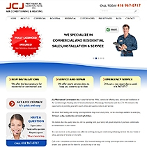 JCJ Mechanical Heating Air Conditioning