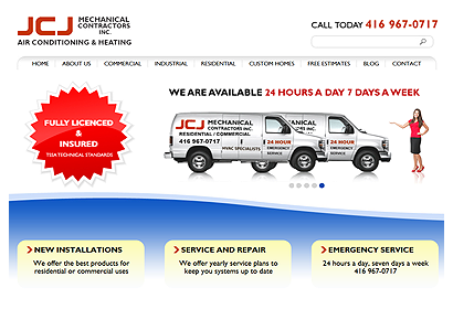 Jcj mechanical heating ac mediaspawn innovative web for Innovative heating and air conditioning
